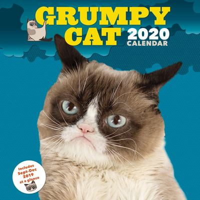 2020 GRUMPY CAT WALL CALENDAR