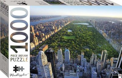 Manhattan New York: 1000-Piece Jigsaw Puzzle Mindbogglers