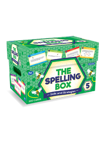The Spelling Box Box 5 Ages 10-11 RIC–8468