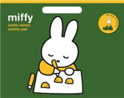 Miffy Giant Sticker Activity Pad