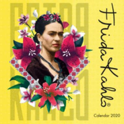 2020 Frida Kahlo Mini Wall Calendar