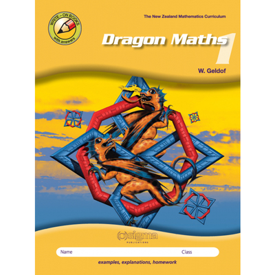 Dragon Maths 1 (Year 3) -3rd Edition