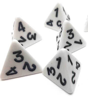 Dice 4 Sided Small 16mm - MTA