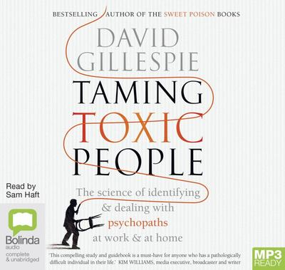 Taming Toxic People (MP3)