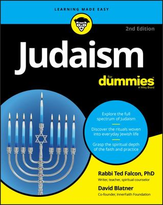 Judaism for Dummies - 2nd Ed.
