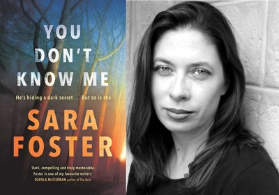 Sara Foster in conversation Tuesday 29th October 2019, 6.15pm for 6.30pm.