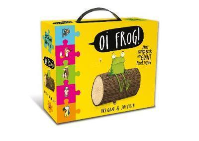 Oi Frog! Book and Jigsaw