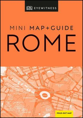Rome Mini Map and Guide - Eyewitness Travel Guide