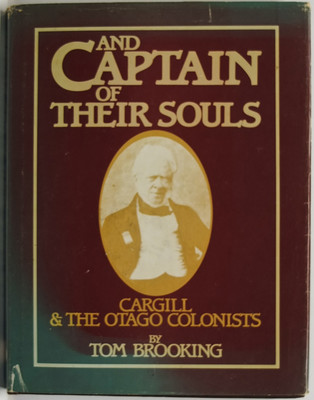 And Captain of Their Souls: An Interpretative Essay on the Life and Times of Captain William Cargill