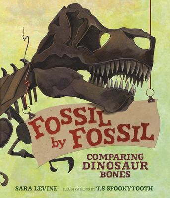 Fossil by Fossil - Comparing Dinosaur Bones