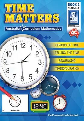 Time Matters Book 2 Year 4 to 6 - RIC-6123