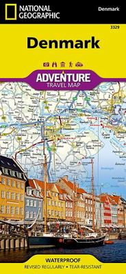 Denmark Adventure Map