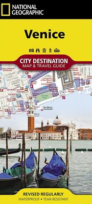 Venice City Destination Map