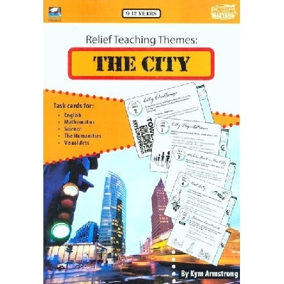 RELIEF TEACHING THEMES THE CITY