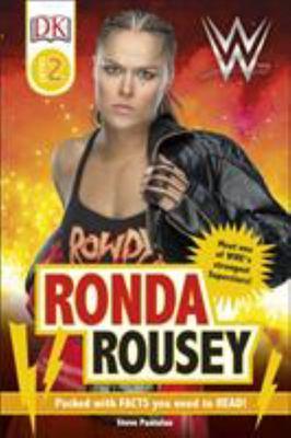 WWE Ronda Rousey (Reader Level 2)