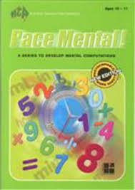 ATA107 PACE MENTAL AGES 10-11