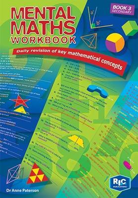MENTAL MATHS WORKBOOK – DAILY REVISION OF KEY MATHEMATICAL CONCEPTS BOOK 3 – AGES 16+