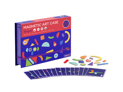 Shapes: Magnetic Art Case