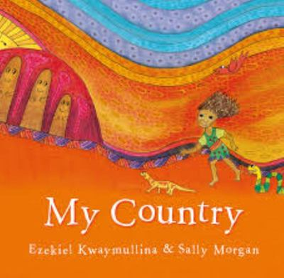My Country - Board Book