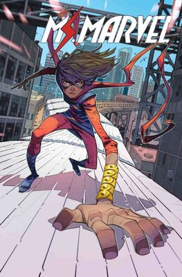 Ms. Marvel by Saladin Ahmed Vol. 1