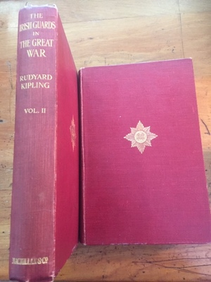 The Irish Guards in the Great War Vols1 & II