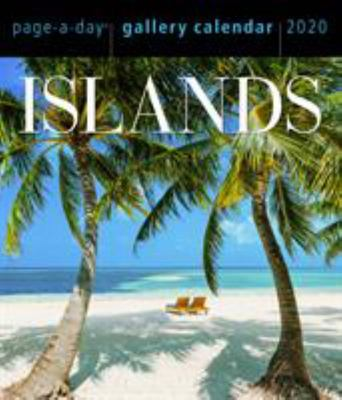 2020 ISLANDS PAGE-A-DAY GALLERY WALL CALENDAR