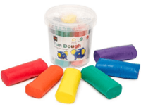Homepage clay fun dough ec 900g bucket of assorted colours