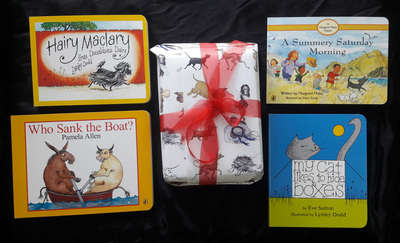 Baby Book Bundle NZ Classics
