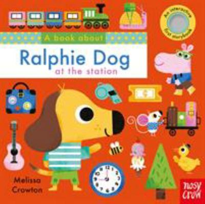 A Book about Ralphie Dog at the Station