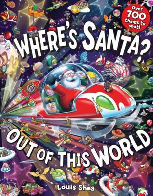 Where's Santa? Out of This World