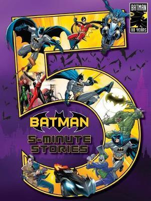 Batman: 5-Minute Stories