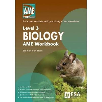 AME LEVEL 3 BIOLOGY WORKBOOK