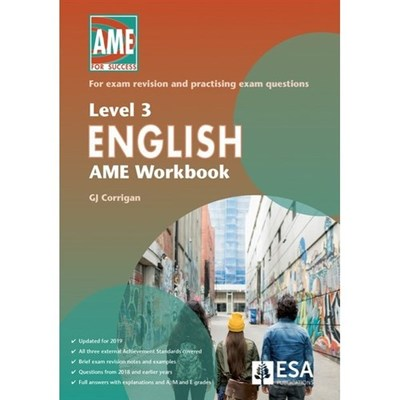 LEVEL 3 ENGLISH AME WORKBOOK