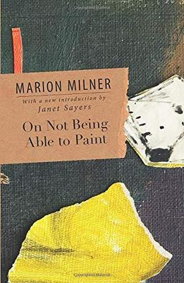 On Not Being Able to Paint