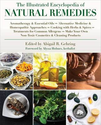 Illustrated Encyclopedia of Natural Remedies