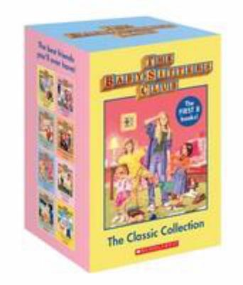 BabySitters Classic Collection Box Set (#1 -8)