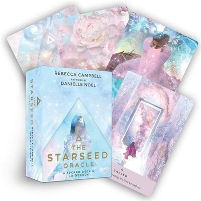 The Starseed Oracle: A 52-Card Deck and Guidebook
