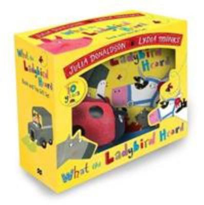What the Ladybird Heard Book and Toy Gift Set