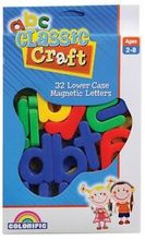 Homepage lower case magnetic letters 8473