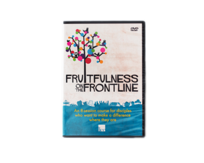 DVD Fruitfulness on the Frontline