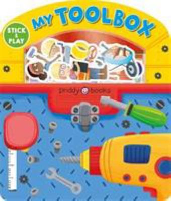 My Tool Box: Magic Sticker Play and Learn