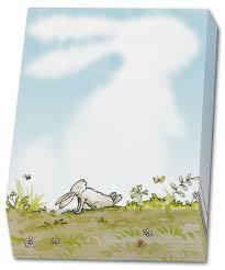 Cloud Watching/Anita Jeram Noteblock - NBH654 (16-12098)
