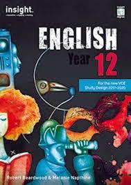 English Year 12 - For the new VCE Study Design 2017-2020 - Insight