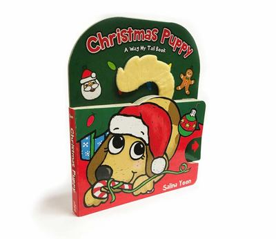 Christmas Puppy - A Wag My Tail Book