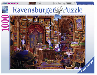 Ravensburger Gallery of Learning Puzzle 1000pc RB152926
