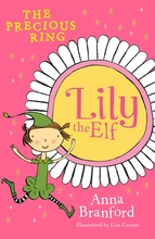 Homepage lily the elf the precious ring