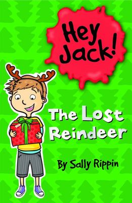 The Lost Reindeer (Hey Jack! #8)