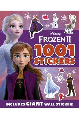 1001 Sticker Book (Frozen #2 FTI)