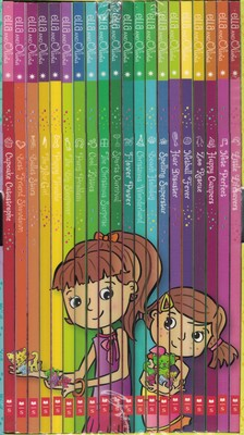 Rainbow Collection (Ella and Olivia 20 Book Box Set)
