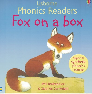 Fox on a Box (Usborne Phonics Readers)